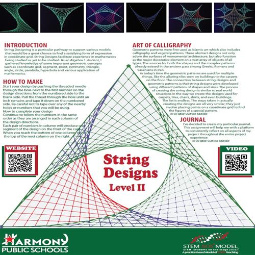 Math String Art PDF